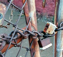 Locked in Rust!  by John  Kapusta