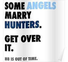 Supernatural - Some Angels Marry Hunters Poster