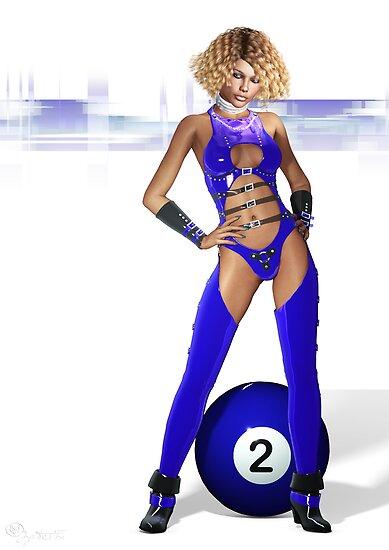 Poolgames 2009 - No. 2 by DigitalFox