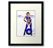 Poolgames 2009 - No. 2 Framed Print