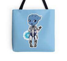 Mass Effect 3: Liara T'soni Chibi Tote Bag