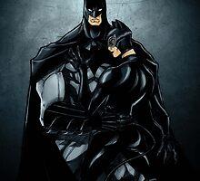 Gotham's Copule by domeddi