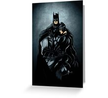 Gotham's Copule Greeting Card