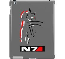 Mass Effect - Shepard N7 Symbol iPad Case/Skin