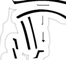 Mass Effect - Shepard N7 Symbol Sticker