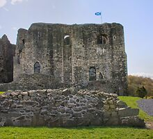 Dundonald Castle by M.S. Photography/Art