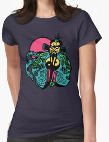 Jack Burton Womens Fitted T-Shirt
