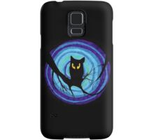 time for child stories: the EVIL OWL Samsung Galaxy Case/Skin