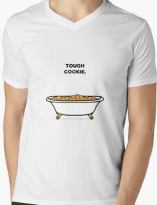 Tough Cookie - Bathtub Mens V-Neck T-Shirt