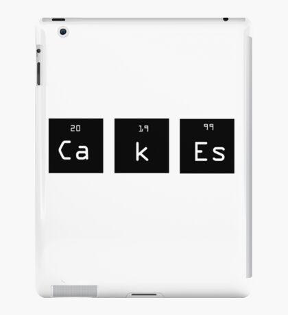 Baking Elements iPad Case/Skin