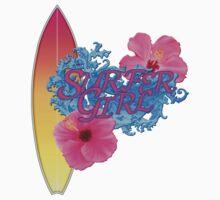 Surfer Girl Baby Tee