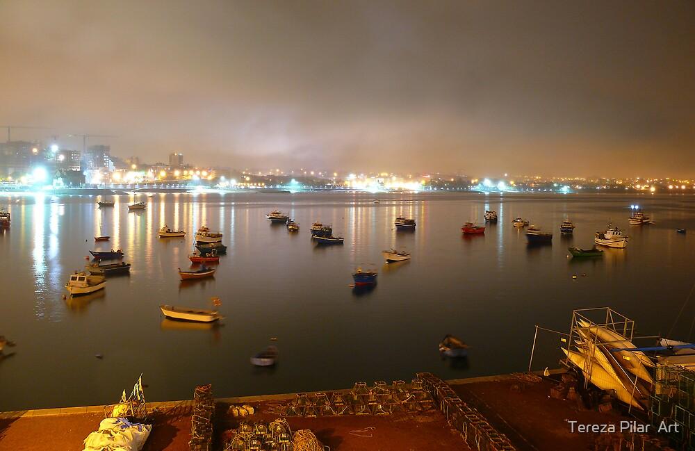 the bay.... Baía de Cascais by terezadelpilar~ art & architecture