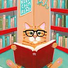 The Library Cat by Ryan Conners