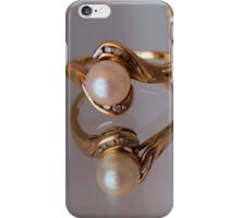 Pearl Ring iPhone Case/Skin