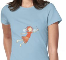 Fairies Rock Womens Fitted T-Shirt
