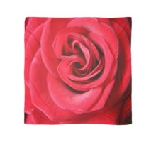 Red Velvet Rose Scarf