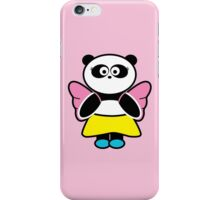 Betsy the panda iPhone Case/Skin