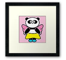 Betsy the panda Framed Print