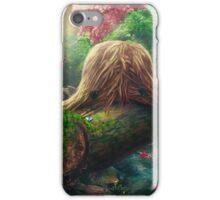Wild Mustache iPhone Case/Skin