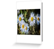 Pretty In Paint 4 Greeting Card