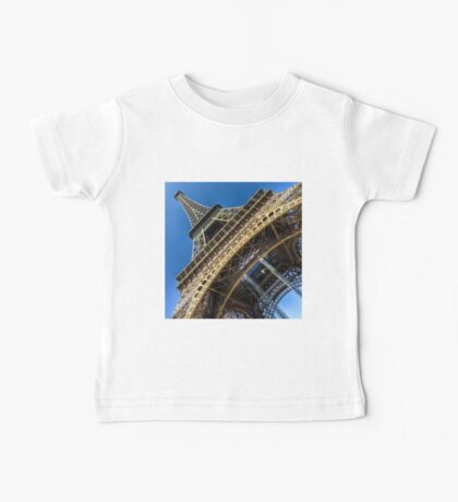 Eiffel Tower 3 Baby Tee