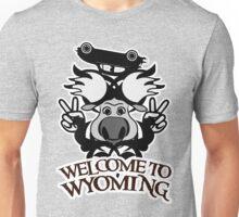 Tribal moose t-shirt T-Shirt