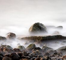 Rocks and Water by PaulBradley