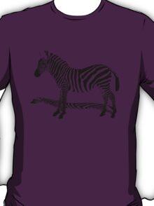 Shadow of Zebra T-Shirt