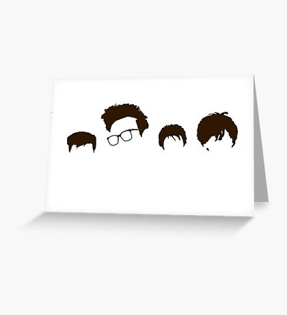 The Sound Of The Smiths Greeting Card