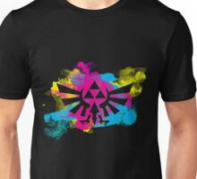 Watercolor Hyrule Unisex T-Shirt