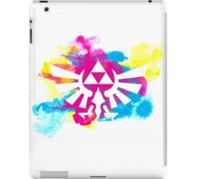 Watercolor Hyrule iPad Case/Skin