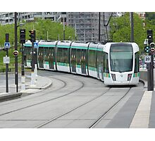 Paris public transport Photographic Print