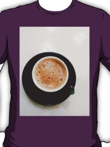 simple coffee time T-Shirt