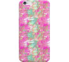 Mediterranean Flora iPhone Case/Skin