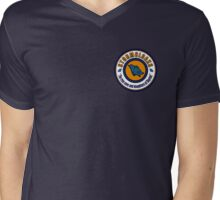 The Stormcloaks Mens V-Neck T-Shirt