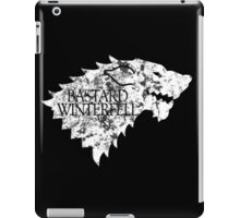 Bastard of Winterfell iPad Case/Skin