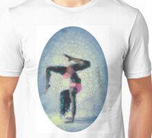 Yoga art 9 Unisex T-Shirt