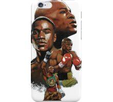 floyd mayweather iPhone Case/Skin