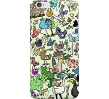Birds by the Billion iPhone Case/Skin