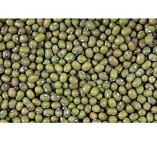 Mung Beans Photographic Print