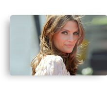 STANA KATIC PHONE CASES AND MORE! Metal Print
