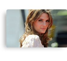 STANA KATIC PHONE CASES AND MORE! Canvas Print