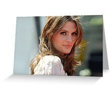 STANA KATIC PHONE CASES AND MORE! Greeting Card