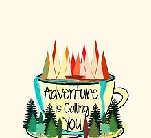 Adventure is Calling You by famenxt