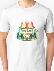 Adventure is Calling You T-Shirt