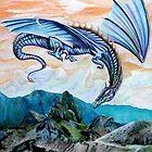 Slovenia Dragon by Tina-Renae