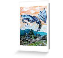 Slovenia Dragon Greeting Card
