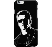 Terminator - Chill Out, Dickwad iPhone Case/Skin