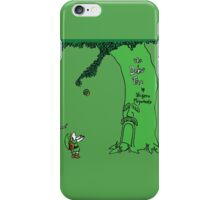 The Deku Tree iPhone Case/Skin