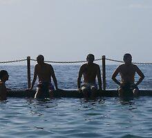 Avalon Beach Men by lowercase